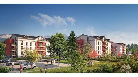 Appartement neuf Le Clos des Aravis Faucigny investissement loi Pinel à Saint-Pierre-en-Faucigny