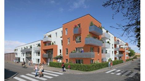 Appartement neuf Artelys investissement loi Pinel à Lys-Lez-Lannoy