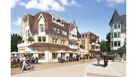 Appartements neufs Quentovic à Le Touquet Paris Plage