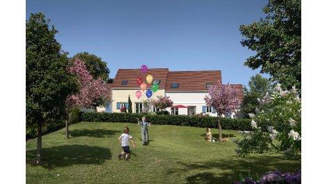 appartement neuf à Boissy-l'Aillerie
