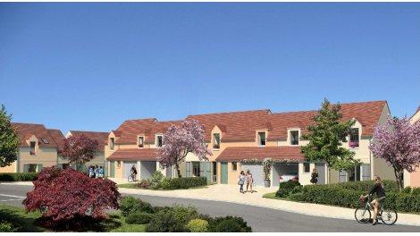 Appartements neufs Wood Park éco-habitat à Boissy-l'Aillerie