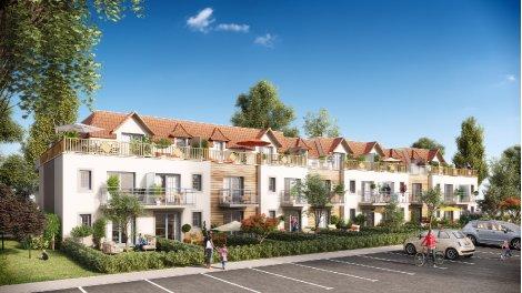 Appartements neufs Le Belvedere investissement loi Pinel à Wimereux