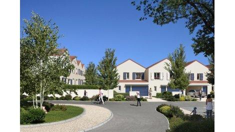 Maisons neuves L'Estree éco-habitat à Vaujours