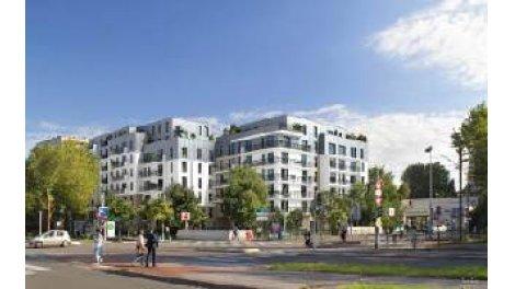 Appartements neufs Les Terrasses du Golf investissement loi Pinel à Wasquehal