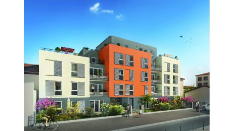Appartement neuf Ed'n Folliet à Villeurbanne
