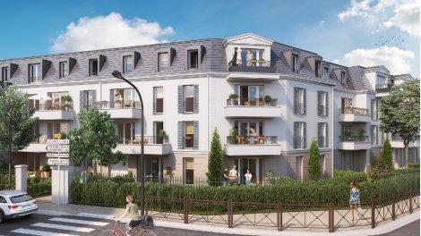 Appartement neuf Les Jardins de Venetie éco-habitat à Le Plessis Trévise