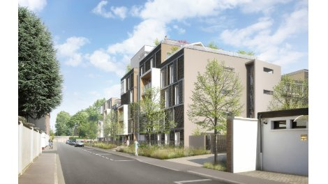 Appartement neuf South Park investissement loi Pinel à Amiens
