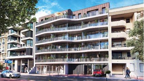 Appartement neuf La Riviera investissement loi Pinel à Enghien-les-Bains