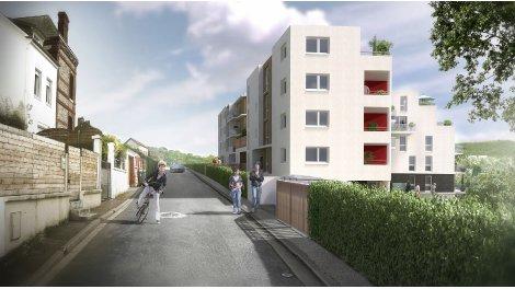 logement neuf à Notre-Dame-de-Bondeville
