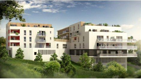 Appartement neuf L'Amandier éco-habitat à Notre-Dame-de-Bondeville