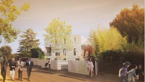 Appartement neuf Lettres Persanes éco-habitat à Pessac