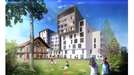 Appartement neuf Villa Alexandre à Lormont