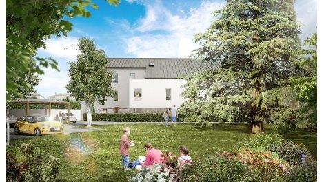 Appartements neufs Kedros investissement loi Pinel à Nantes
