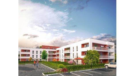 Appartement neuf L'Initial investissement loi Pinel à Bourg-en-Bresse