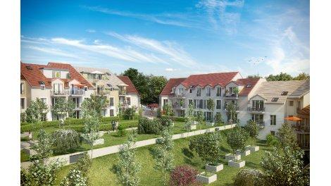 Appartement neuf Plein Ciel éco-habitat à Chalifert