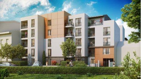 Appartement neuf Le Petit Kennedy à Viry-Châtillon