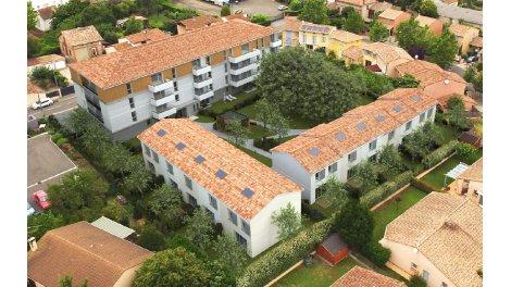 Appartement neuf Residence l'Ortalan éco-habitat à Toulouse