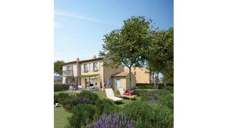 Maisons neuves Domaine des Fees à Grimaud