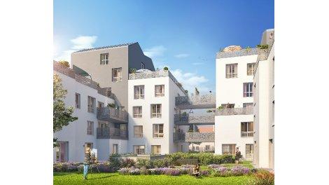 Appartement neuf Sequen'Ciel investissement loi Pinel à Villeurbanne