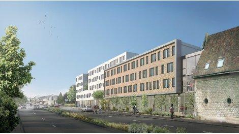 Appartement neuf Campus Parc éco-habitat à Tours