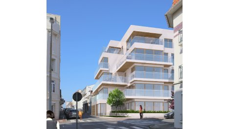 Appartements neufs Les Optimistes à Le Touquet Paris Plage