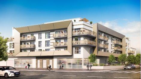 Appartement neuf Villa Picta éco-habitat à Villepinte