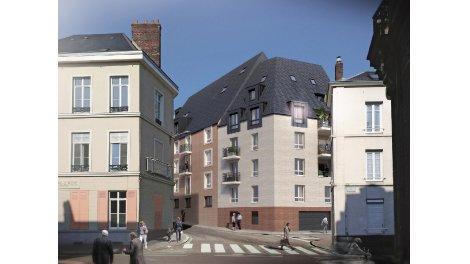 Appartement neuf La Renaissance éco-habitat à Rouen