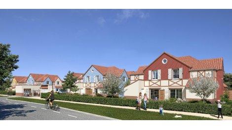 Maisons neuves Domaine d'Opale à Camiers