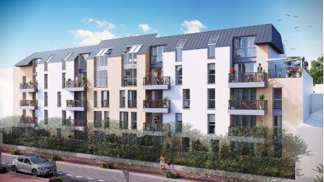Appartement neuf Villa Quesnay investissement loi Pinel à Livry-Gargan