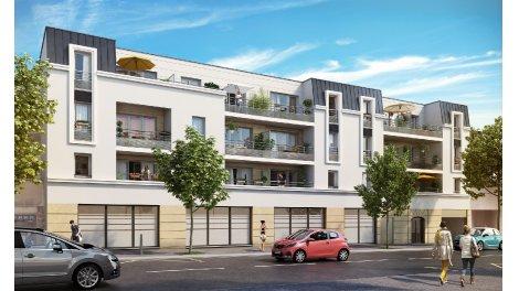 Appartement neuf L'Eclat investissement loi Pinel à Noisy-le-Grand