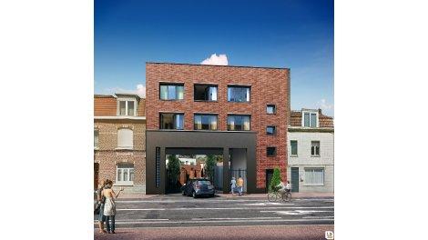 Appartement neuf Villa des Ormes éco-habitat à Lomme