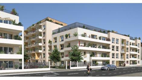 Appartement neuf Carre Flora éco-habitat à Rouen