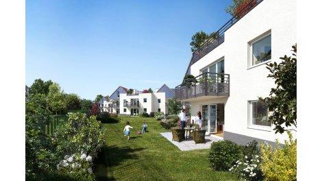 Appartements neufs Le Green investissement loi Pinel à Wimereux