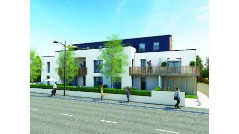 Appartements neufs Clos Naturalia investissement loi Pinel à Saint-Herblain