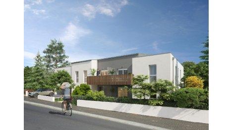 Appartement neuf Carré Fleury à Saint-Nazaire