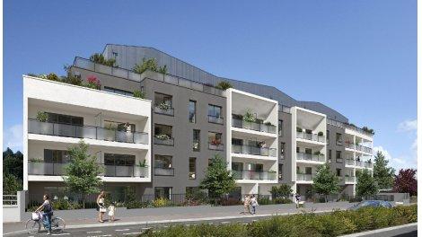 Appartement neuf Nereides à Saint-Nazaire