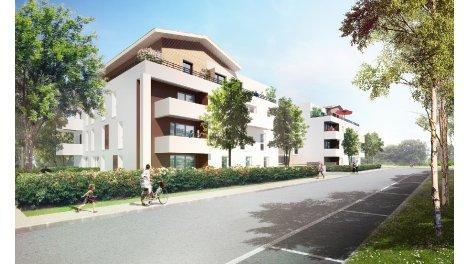 Appartement neuf Vill'Garden éco-habitat à Villenave-d'Ornon