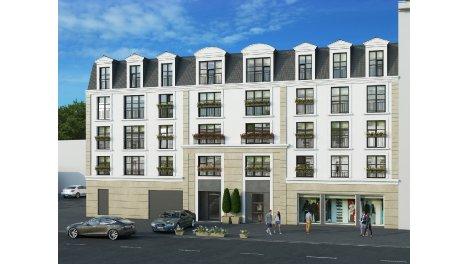 Appartement neuf La Villa des Etoiles investissement loi Pinel à Juvisy-sur-Orge