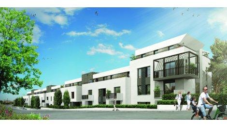 Appartements neufs Les Voiles Bleues investissement loi Pinel à La Baule-Escoublac