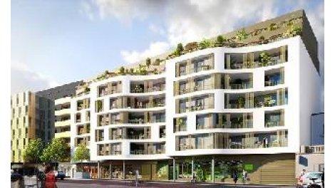 Appartement neuf Allu'r investissement loi Pinel à Bagnolet