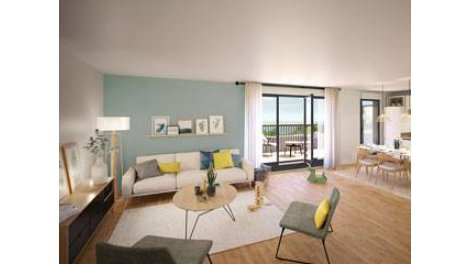 appartement neuf à Couëron