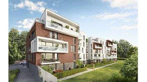 Appartement neuf Villa Margot éco-habitat à Loos