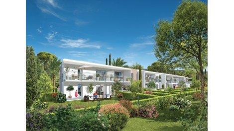 eco habitat neuf à Cavalaire-sur-Mer