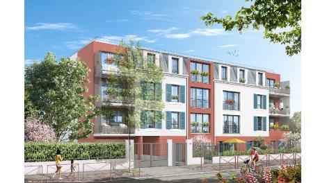 Appartement neuf La Residence des Vignes investissement loi Pinel à Montfermeil