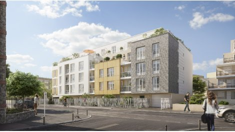 Appartement neuf Le Clos Sully investissement loi Pinel à Livry-Gargan