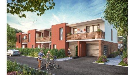 Appartement neuf O Lez éco-habitat à Montpellier
