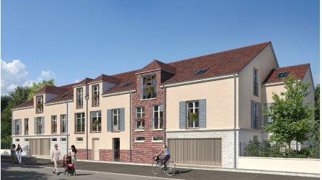 Appartement neuf Residence Papyrus éco-habitat à Nogent-sur-Oise