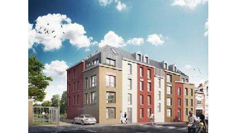 Appartement neuf Saint Honore éco-habitat à Amiens