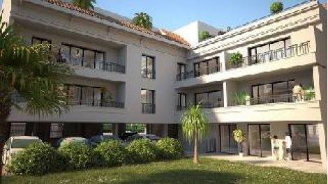 Appartement neuf Villa Alexia éco-habitat à Arcachon