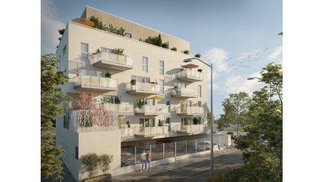 Appartement neuf Carré des Vignes éco-habitat à Talence